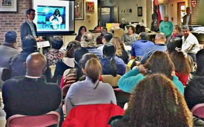 Food Business Incubator Meeting